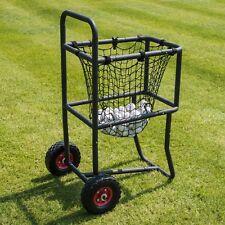 Fortress Baseball Cart With Wheels | Baseball Ball Cart Baseball Caddy Cart