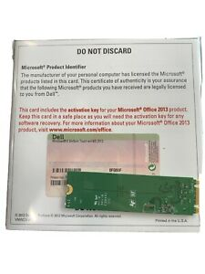 [New] Microsoft Office 2013 Professional Full Version Product Key Card