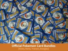 Genuine Pokemon Cards Bundle - 10x - 300x Bundles With Rares/Holos Joblot