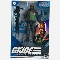 "Hasbro GI Joe Classified Series #01 Cobra Island Roadblock 6"" Action Figure"