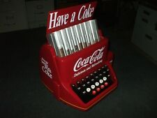 50's Cummin's Coca-Cola theme changer cash register other vending machines coins