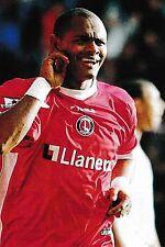 Football Photo>SHAUN BARTLETT Charlton Athletic 2005-06