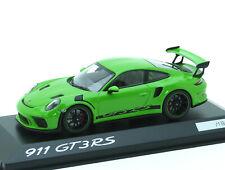 Porsche 911 GT3 RS 991.2 2018 lizard grün green Minichamps 1:43 WAP0201590J LE