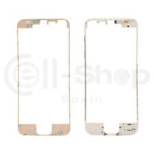 Marco Soporte Medio con Adhesivo para Pantalla iPhone 5 - Color Blanco