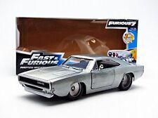 Jada Escala 1/24 97336-DOMS 1970 Dodge Cargador R/t Rápido y Furioso 7