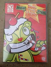"""DVD """"HAPPY TREE FRIENDS. WINTER BREAK"""" 2005  -  A8"""