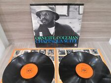 ORNETTE COLEMAN Chappaqua Suite LP . UK 1ST CBS PRESS DBL.  Fully tested