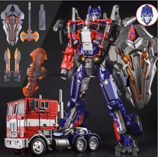 Wei Jiang Transformers M01 Commander Oversize AOE Evasion Optimus Prime In Stock