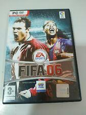 Fifa 06 EA Sports Ronaldinho - Juego para PC DVD-Rom Edicion España - 3T