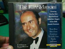 The Rare Mancini CD