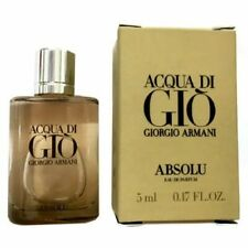 AQUA DI GIO ABSOLU EDP 5ML MINI