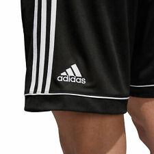 Adidas Short Cortos Hombre Climalite Squad 17 Top Fútbol Original 3 de Rayas