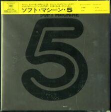SOFT MACHINE-FIFTH-JAPAN MINI LP CD Ltd/Ed D73