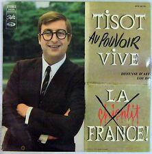 Henri Tisot 33 tours Vive la France 1967
