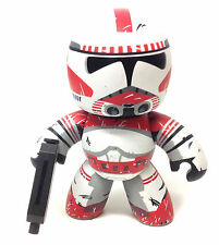 """STAR WARS Mighty Muggs SHOCKTROOPER Exclsuive 6"""" toy figure, unboxed"""