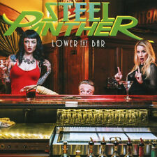 Steel Panther : Lower the Bar CD (2017) ***NEW***