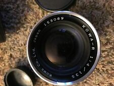 Kowa -R 1:4/135 Lens