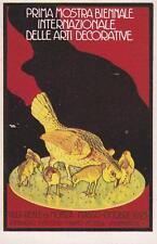 7056) MONZA 1923, PRIMA MOSTRA BIENNALE INTERNAZIONALE ARTI DECORATIVE.