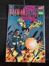 Batman Punisher Lake of Fire Marvel DC Graphic Novel The Joker Jigsaw Azrael