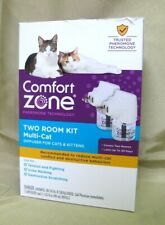 Comfort Zone Multicat Control Two Room Diffuser & Refill Kit