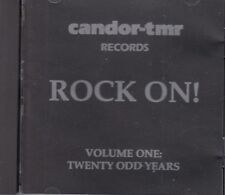 Rock On Volume One Twenty Odd Years Candor Records CD Slade Mission Church Scud