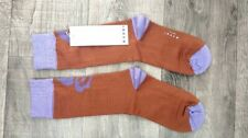 Marni  colour-block knitted socks mercerised cotton different colors