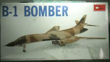 "Minicraft Rockwell International B-1 ""Bone"" Swing Wing Bomber Nib Sealed 1/144"