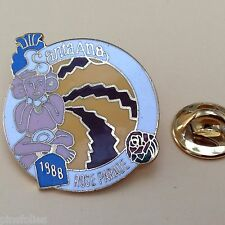 Pin's Folies ** Tourisme Village ville Santa Ana rose parade 1988