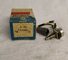 Headlamp Sentinel Control Switch 1973 Chrysler & Imperial NOS Mopar 3488121