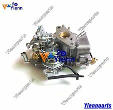 K21 K25 Gas Carburetor assembly for NISSAN Forklift TCM LO2 engine 16010-FU400