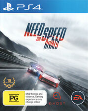 Need for Speed Rivals  - PlayStation 4 game - BRAND NEW