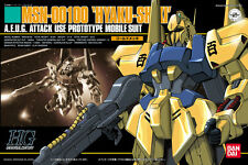 HGUC 1/144 MSN-00100 Hyaku Shiki from Zeta Gundam Plastic Model Kit Bandai Japan