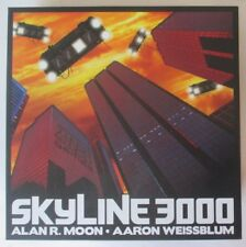Skyline 3000 Z-Man Games Board Game Family Strategy City Building 2009