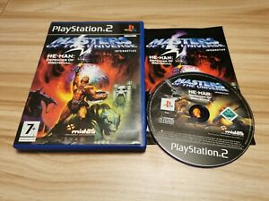 Masters of the Universe: He-Man Defender of Grayskull Sony PlayStation 2 PS2