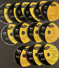 Lot of 13 Hitz Rock Pop & R&B Cds Jukebox Dj Universal Music 2001-2005
