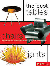 The Best Tables Chairs Lights Innovation and Invention in Design Products New PB