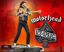Lemmy III (Motörhead) Rock Iconz™ Statue Direct from KnuckleBonz