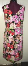LILLY PULITZER FLOWER MARKET SILK LENA DRESS 4