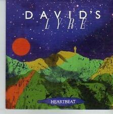(CV609) David's Lyre, Heartbeat - 2011 DJ CD