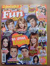 Fun Club 3/2013 One Direction,Taylor Swift,Selena Gomez,Cher Lloyd,Ross Lynch