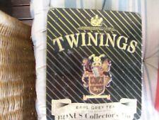 rare vintage tin twinings tea merchants since 1706 earl grey