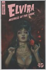 Elvira Mistress of the Dark #7 Lucio Parillo Regular Cover