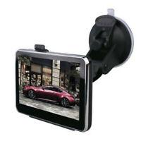 "HGV HD Touch Screen GPS Navigation 5"" Car Navigator Lifetime Map 8G DDR256M UK"