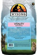 New listing Wysong Vitality Adult Feline Formula Dry Diet Cat Food (5 lb)