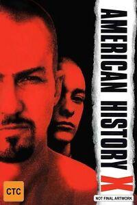 American History X SEALED (DVD) Edward Norton Edward Furlong