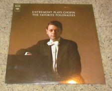 """Philippe Entremont """"Entremont Plays Chopin"""" Columbia MS 7328 LP/SEALED"""