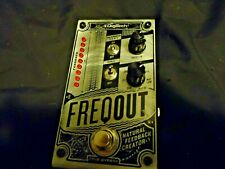 DigiTech FreqOut Natural Feedback Creator! Works perfectly! Feedback @any volume