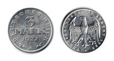 DN180# 3 Marchi - Alluminio - 1922 A - FDC