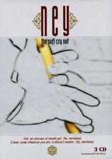 Ney, The Sufi Cry Out 3-CD Box Set, Turkish Flute, Tanbur, Lute, Balat Yayinlari