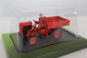 Benetulliere Multiplex 412 1954 Tractor Trattore Hachette Collect.1:43 TRATT102